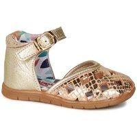 Catimini  NAYA  girls's Children's Shoes (Pumps / Ballerinas) in Gold
