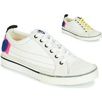 Diesel  D-VELOWS LOW PATCH W  women's Shoes (Trainers) in White