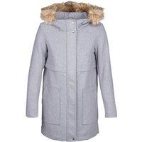Only  ONLNOAH  womens Coat in Grey