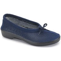 Calzamedi  orthopedic shoe woman  womens Loafers / Casual Shoes in Blue