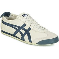 Onitsuka Tiger  MEXICO 66 LEATHER  men's Shoes (Trainers) in Beige