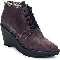 Parallèle  LAHO  women's Low Boots in Purple