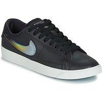 Nike  BLAZER LOW LX W  womens Shoes (Trainers) in Black