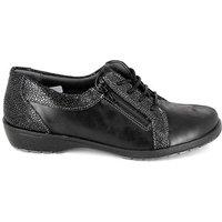 Nette schoenen Boissy Derby 80069 Noir