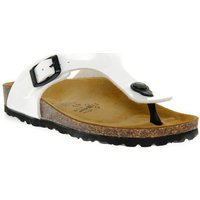 Teenslippers Gold Star BIANCO VERNICE