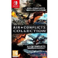 Air Conflicts Collection - Nintendo Switch - Simulator - PEGI 16