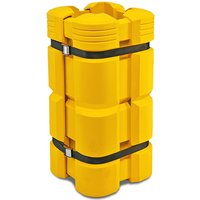Image of Column Protector Expander section - HDPE Yellow