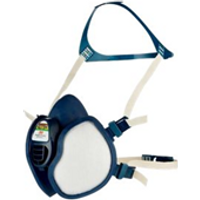 Image of Mascherina 4000 series 4279+ maintenance free half mask - mascherina filtrante 7100113103