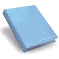 Image of Quaderno CF5 QUADERNO MONOCROMO A5/4ANEL