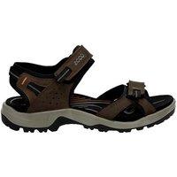 Ecco heren sandaal. * door zijn zool met uitstekende grip is deze ecco sandaal met verstelbare banden een ...