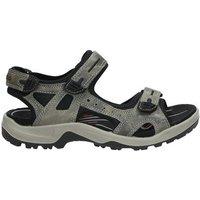Ecco offroad heren sandaal. deze ecco sandaal met camouflage print heeft een uitstekende grip op diverse ...