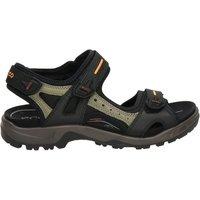 Ecco heren sandaal deze ecco sandaal heeft een uitstekende grip op diverse ondergronden en is daarom zeer ...