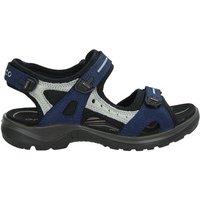 Ecco dames sandaal deze stoere sandaal van ecco is zeer geschikt als wandelsandaal. de lichtgewicht zool met ...