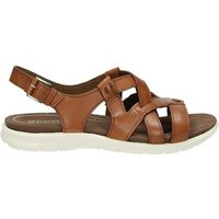 Ecco dames sandaal. * ben je op zoek naar een sandaal met een uitneembaar voetbed? dan is deze sandaal van ...