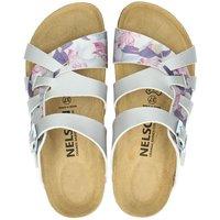 Nelson dames slipper voor comfort en vrouwelijk tegelijk kies je voor deze nelson slipper. het voorgevormde ...