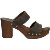Nelson dames sandaal go back to the 70's met deze geweldige sandalen van nelson! uitgevoerd in nubuck. de ...
