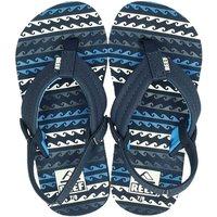 Reef Reef Little ahi water slippers blauw