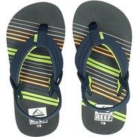 Reef Ahi slippers blauw