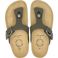 Nelson Kids slippers groen