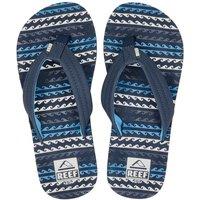 Reef Kids AHI slippers blauw