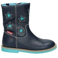 Shoesme Silho enkellaarsjes blauw