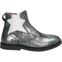 Shoesme enkellaarsjes zilver