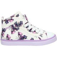 Geox hoge sneakers wit
