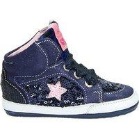 Shoesme BP7W026 babyschoenen blauw