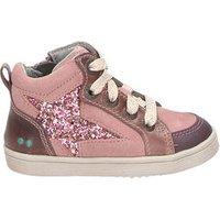 Bunnies Pina PIt hoge sneakers roze