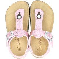 Kipling Maria sandalen roze