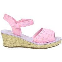 Skechers sandalen roze