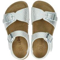 Kipling Kosy sandalen zilver
