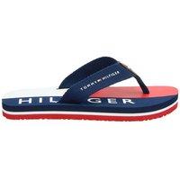 Tommy Hilfiger slippers blauw