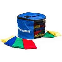 Set Sport-Thieme® Bohnensäckchen mit Tasche, Nicht waschbar mit Bohnen gefüllt