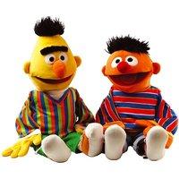 Living Puppets® Handpuppen-Set Ernie und Bert