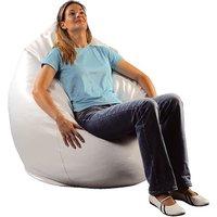 Riesen-Sitzsack, 70x130 cm, für Erwachsene, Direktfüllung