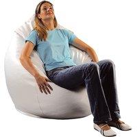 Riesen-Sitzsack, 60x120 cm, für Kinder, Direktfüllung
