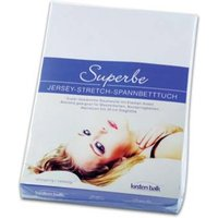 Jersey-Stretch-Spannbetttuch, 140/160x200/220 cm - Angebote