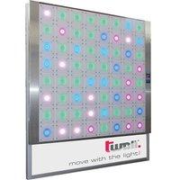 Twall® Aktivitätswand, Premium 64 stationär