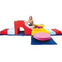 Softplay Gymnastik-Box, Kids