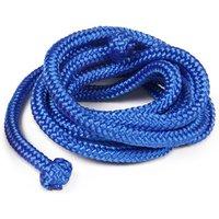 Sport-Thieme Gymnastikseil mit verstärktem Mittelteil, Blau