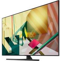 """Samsung QE55Q70TATXXU 2020 55"""" Q70T QLED 4K Quantum HDR Smart TV"""