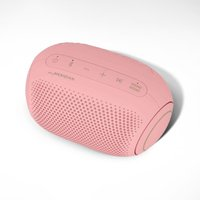 LG PL2P XBOOM Go JellyBean 5W Portable Bluetooth Speaker, Bubble Gum