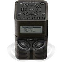 Sony XDRV1BTDB Portable DAB/DAB+ Clock Radio with Bluetooth
