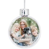 Image of Personalised Christmas Bauble, Gifts