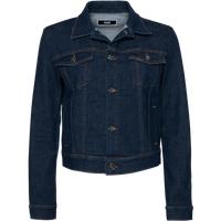 BALR. Core Slim Denim Jacket Rinse Raw – Navy blue