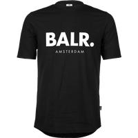 BALR. Brand T-Shirt Amsterdam Black