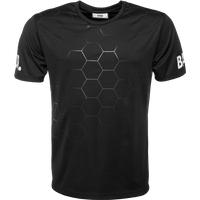 BALR. F-Series Hexagon Fitness T-Shirt Black