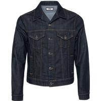 BALR. Straight Jacket Raw – Navy Blue