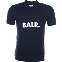 BALR. Big Logo Polo Navy